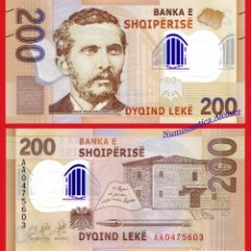 Billetes extranjeros: ALBANIA 10 LEKE 2017 (2019) POLÍMERO PICK NUEVO - SC. Lote 182995473