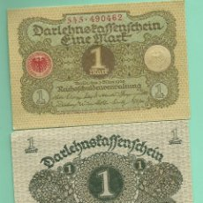 Billetes extranjeros: ALEMANIA. BILLETE DE 1 MARK 1920. MBC. Lote 183951632