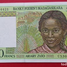 Billetes extranjeros: MADAGASCAR. BILLETE DE 500 FRANCOS. SIN CIRCULAR.. Lote 183995966