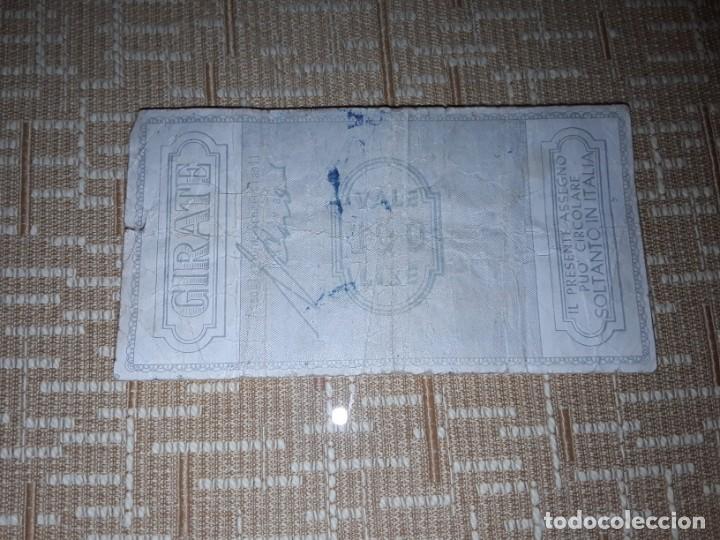 Billetes extranjeros: Billete de 100 liras de Venecia ,circulado - Foto 2 - 184894207