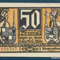 Billetes extranjeros: PASA EL PUNTERO DEL RATÓN SOBRE LA IMAGEN PARA AMPLIARLA BILLETE-ALEMANIA-NOTGELD-1921-50-PFENNIG-N. Lote 186394015