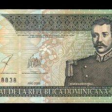Billetes extranjeros: REPÚBLICA DOMINICANA 10 PESOS ORO 2003 PICK 168C SC UNC. Lote 210628566