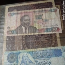 Billetes extranjeros: ALBUM COLECCION BILLETES DEL MUNDO. Lote 194331917