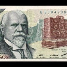 Billetes extranjeros: MÉXICO 2000 PESOS 1984 PICK 82C SERIE AC SC UNC. Lote 194396380