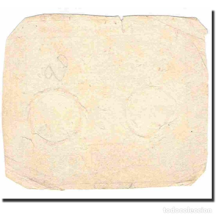 Billetes extranjeros: Francia, 50 Sols, Other, 1793, 1793-05-23, MBC, KM:A70b - Foto 2 - 194904661