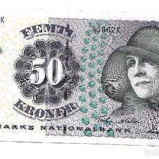 Billetes extranjeros: DINAMARCA 50 KRONER 2000 PICK 55B. Lote 194916548