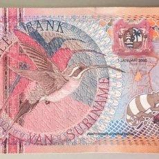 Billetes extranjeros: SURINAM. SURINAME. 500 GULDEN. Lote 194984283
