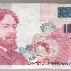 Billetes extranjeros: BELGICA. 100 FRANCOS. Lote 195011783