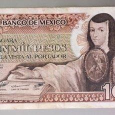 Billetes extranjeros: MEXICO. MÉJICO. 1000 PESOS. Lote 195013058