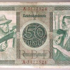 Billetes extranjeros: ALEMANIA. 50 MARCOS 1920. Lote 195016546
