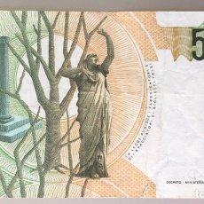 Billetes extranjeros: ITALIA. 5000 LIRAS. Lote 195016726