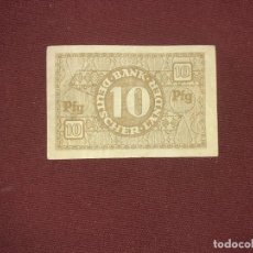 Billetes extranjeros: ALEMANIA FEDERAL 10 PFENNIG 1948 EXCELENTE ESTADO - BANK DEUTSCHER LANDER. Lote 195240731
