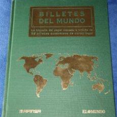 Billetes extranjeros: BILLETES DE EL MUNDO - AFINSA - EL MUNDO. Lote 195339958