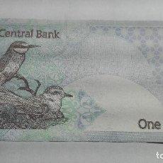 Billetes extranjeros: 323-BILLETE DE 1 RIYAL AÑO 2008 DE QATAR, ESTADO PLANCHA. Lote 195407537