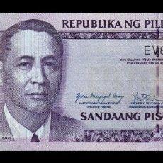 Billetes extranjeros: FILIPINAS PHILIPPINES 100 PISO CONMEMORATIVO 2008 PICK 199 SC UNC. Lote 195540491