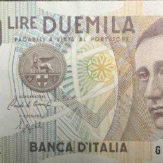 Notas Internacionais: ITALIA 2000 LIRE 1990 PICK 115 . Lote 197362047