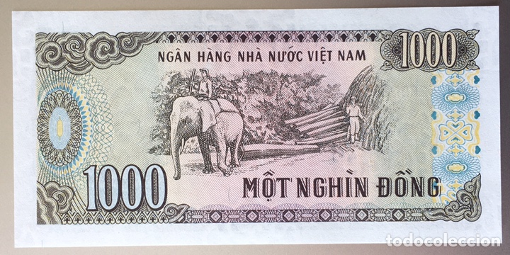 Vietnam 1000 Dong Sold Through Direct Sale 198903257