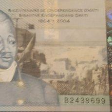Billetes extranjeros: HAITI 100 GOURDES P275A 2004 NUEVO UNC SC. Lote 199074852