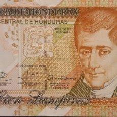 Billetes extranjeros: HONDURAS 100 LEMPIRAS P77I 2008 UNC SC NUEVO. Lote 199077468