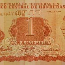Billetes extranjeros: HONDURAS 1 LEMPIRA P89A 2008 UNC SC NUEVO. Lote 199077617