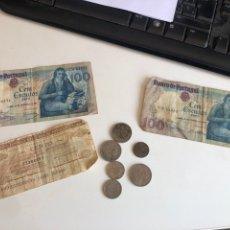 Billetes extranjeros: BILLETES Y MONEDAS. Lote 199209276