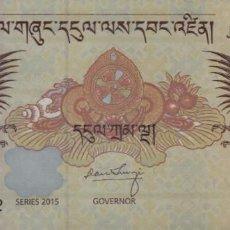 Billetes extranjeros: BUTHAN 5 NGULTRUN 2011 S/C. Lote 199857558