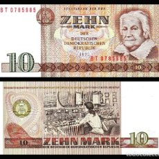 Billetes extranjeros: ALEMANIA ORIENTAL 50 MARCOS 1971. PICK 28B. SIN CIRCULAR. Lote 201935128