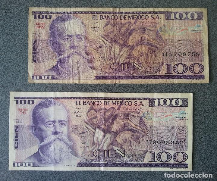 Billetes extranjeros: Lote billetes Inglaterra Republica Dominicana Argentina Paraguay Suecia Indonesia España Guatemala - Foto 2 - 205036525