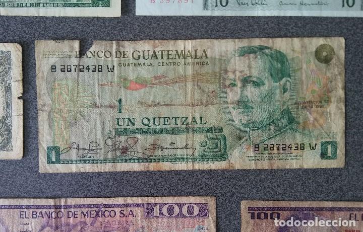 Billetes extranjeros: Lote billetes Inglaterra Republica Dominicana Argentina Paraguay Suecia Indonesia España Guatemala - Foto 18 - 205036525