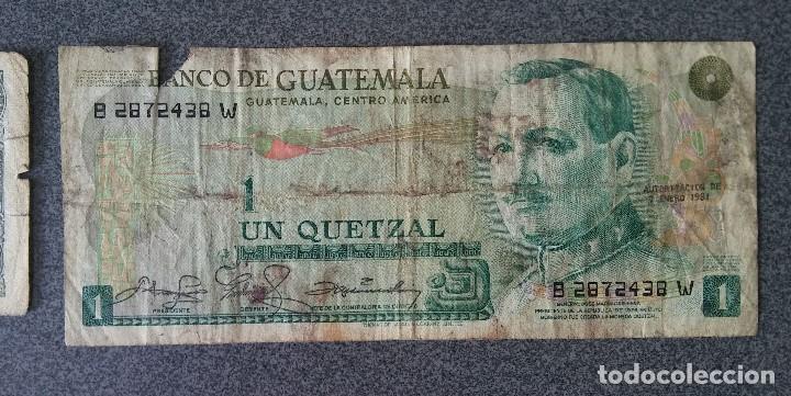 Billetes extranjeros: Lote billetes Inglaterra Republica Dominicana Argentina Paraguay Suecia Indonesia España Guatemala - Foto 20 - 205036525