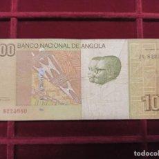 Banconote internazionali: ANGOLA 100 KWANZAS 2012 PICK 153. Lote 205344112