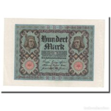 Billetes extranjeros: BILLETE, 100 MARK, 1920, ALEMANIA, 1920-11-01, KM:69B, EBC. Lote 206296545