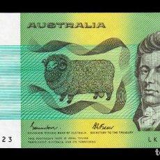 Billetes extranjeros: AUSTRALIA 2 DOLLARS 1985 PICK 43E SC UNC. Lote 221954031