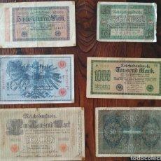 Billetes extranjeros: PRECIOSOS 6 BILLETES DE BERLÍN,L17. Lote 209599291