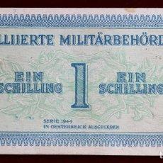 Billetes extranjeros: 1 CHELIN 1944 AUSTRIA P# 103B. Lote 210739194