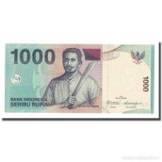 Billetes extranjeros: BILLETE, 1000 RUPIAH, 2013, INDONESIA, KM:141L, UNC. Lote 211142189