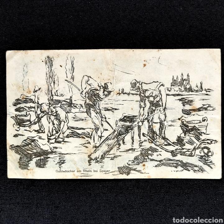 Billetes extranjeros: Notgeld. Speyer. 5 millones de mark 1923 - Foto 2 - 211832818
