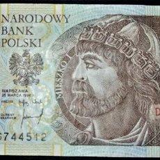 Billets internationaux: POLONIA 10 ZLOTYS 1994. PICK 173.. Lote 212791321