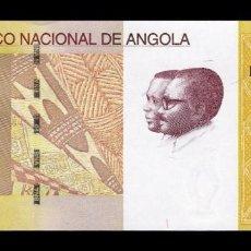 Banconote internazionali: ANGOLA 50 KWANZAS 2012 PICK 152 SC UNC. Lote 254361245
