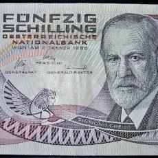 Banconote internazionali: AUSTRIA 50 SHILLINGS 1986. PICK 149. Lote 214562517
