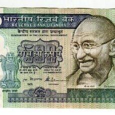 Billetes extranjeros: INDIA 500 RUPIAS GANDHI. Lote 218434255