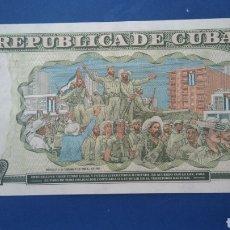 Billets internationaux: BILLETE REPÚBLICA DE CUBA, 1 PESO, 1995. Lote 218582821