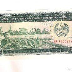 Billetes extranjeros: BILLETE DE 100 KIP DE LAOS DE 1979. SIN CIRCULAR. WORLD PAPER MONEY-30A (BE517). Lote 219313180