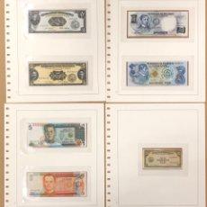 Billetes extranjeros: FILIPINAS. LOTE DE 7 BILLETES DE 1949. 0,20+1+2+5+20 PESOS.. Lote 220059702