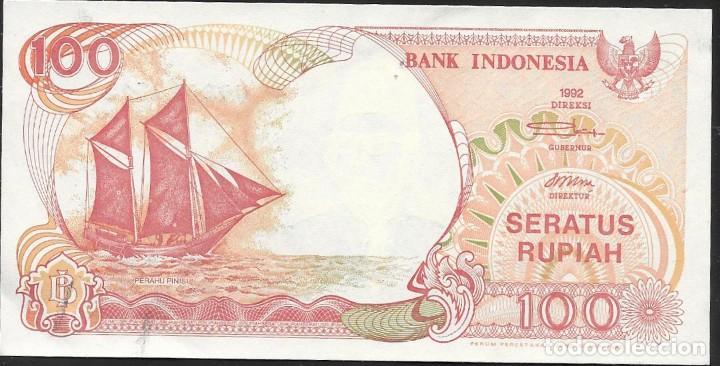 BILLETE DE BANCO DE INDONESIA (Numismática - Notafilia - Billetes Extranjeros)