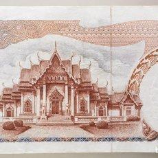 Billetes extranjeros: TAILANDIA. 20 BATH 1969. Lote 222724582