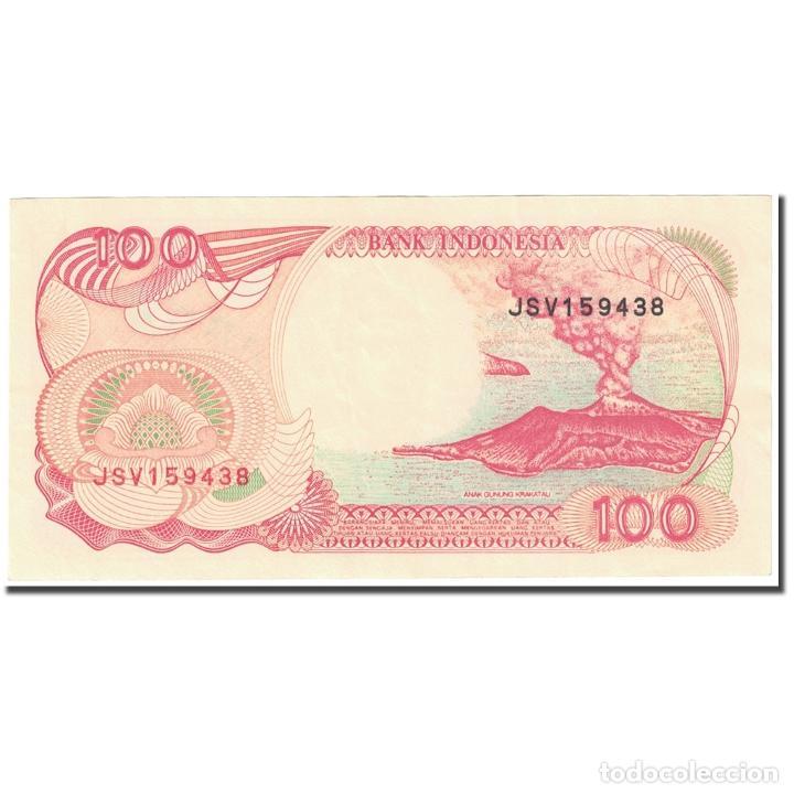Billetes extranjeros: Billete, 100 Rupiah, 1995, Indonesia, 1995 (Old Date : 1992)., KM:127d, UNC - Foto 2 - 234942580