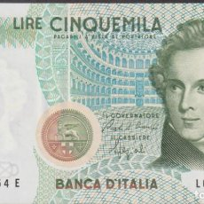 Billetes extranjeros: BILLETES - ITALIA - 5000 LIRE - 1985 - SERIE LC 690038 E - PICK-111B (SC). Lote 254339085