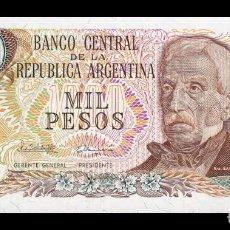 Banconote internazionali: ARGENTINA 1000 PESOS 1976-1983 PICK 304D(1) SERIE I SC UNC. Lote 241854130