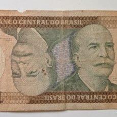 Billetes extranjeros: BILLETE BRASIL 1000 CRUZEIROS. EL DE LA FOTO. Lote 242126945